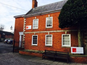 Our Market Harborough Office